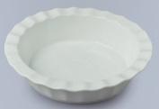 W.M Bartleet & Sons NEW 2014 Small Deep Crinkle Pie Dish (17 x 5cm) FREE UK POSTAGE