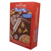 Stainless Steel Cookie Press & Icing Set