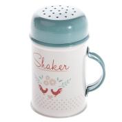 Gisela Graham Enamelware Shaker Tin