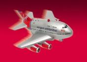 Virgin Atlantic Fun Plane Sonic