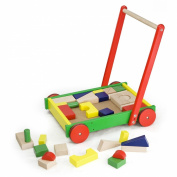 Viga Wooden First Steps Baby Walker #50306