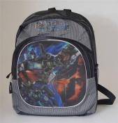 New Transformers Autobot Large 41cm Backpack Hologram School Bag Luggage 3D prime