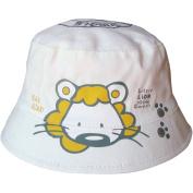 Baby Boys & Girls Unisex Lion Safari Bucket Style Summer Sun Beach Hat