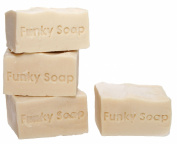 1 pc Buttermilk Soap 100% Natural Handmade fragrance free aprox.120g