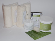 Mineral Clay Instant Inch-Loss Body Wrap Kit