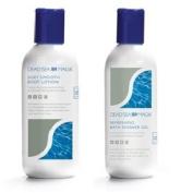 Dead Sea Spa Magik Body Care Set 1x Bath/Shower gel 350ml 1x Body Lotion 350ml