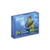 20 of TDK DVM MINI DV 60 Mins Camcorder Tapes