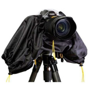 Ex-Pro® Professional Rain Cover for DSLR camera's including Lens Protection.