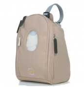 PacaPod Changing Bag & Mat - Changer Pod - Stone