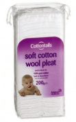 Cottontails Cotton Wool Pleat 200g X 12,