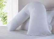 Orthopaedic V-Shaped Pillow Nursing Pregnancy Back Support Pillow