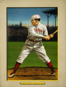 PAINTINGS DRAWING COLLECTABLE BASEBALL CARD SPEAKER BOSTON RED SOX FINE ART PRINT POSTER 30x40cm CC1092