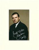 Brendan Coyle Signed Downton Abbey PRINT