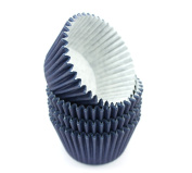 180 Navy High Quality Cupcake Muffin Cases
