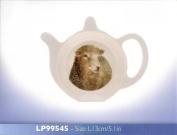 Sheep Design Melamine Tea Bag Tidy