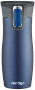 Contigo 470 ml Westloop Autoseal Travel Mug, Matt Blue