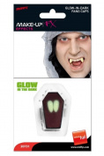 Smiffy's Teeth Fangs Glo-in-Dark Tooth Caps