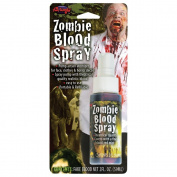 Movie Quality Fake Dead Zombie Blood Spray Horror Make Up Halloween Accessory