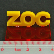 DBx 40mm Zone of Control Template