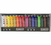 Hyatt's Acrylic 16 Tube 75Ml Set