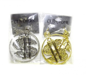 DOLLAR SIGN EARRINGS ASSORTED