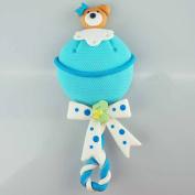 Migajon Baby Shower Decor, 10cm - 1.3cm , Rattle
