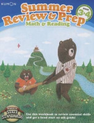 Summer Review & Prep Workbooks 3-4