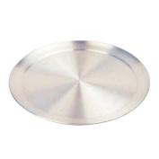 Winware 30cm Aluminium Pizza Tray with Wide Rim