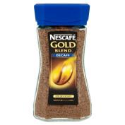 Nescafe Gold Blend Decaffeinated
