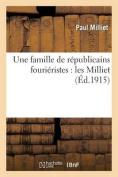 Une Famille de Republicains Fourieristes [FRE]