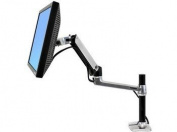 LX DESK MOUNT LCD ARM, TALL POLE (POLISHED aluminium) INCLUDES LX ARM, TALL POL