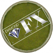 Diamond FX Metallic Face Paint - Bronze