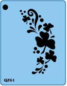 StencilEyes - QuickEZ/Shamrocks Design Stencil #61