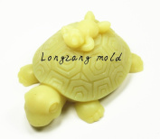 Longzang Sea turtle mould S269 Craft Art Silicone Soap mould Craft Moulds DIY Handmade soap moulds