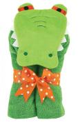 AM PM Kids! Mini Tubby Towel, Alligator