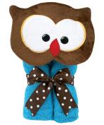 AM PM Kids! Mini Tubby Towel, Owl