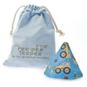 Pee-pee Teepee for Sprinkling WeeWee - Digger with Laundry Bag