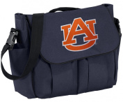 Auburn Nappy Bag Official NCAA College Logo Blue Auburn Tigers Baby Shower Dad