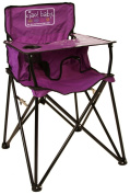 ciao! baby Portable Highchair, Purple