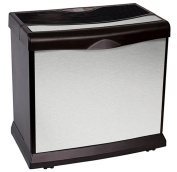 Essick Air HD1409 Digital Whole-House Console-Style Evaporative Humidifier, Brushed Nickel