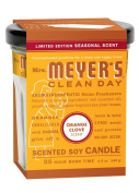 Mrs. Meyers Clean Day Candle - Orange Clove , 140ml