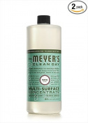 Mrs. Meyer's Clean Day Multi-Surface Concentrated Cleaner, Basil, 32 Fluid Ounce