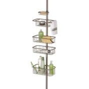 InterDesign Forma Ultra, Tension Caddy, Brushed Stainless Steel