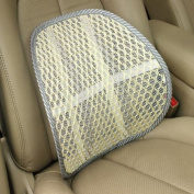 Breathable Mesh Hollow Car Auto Chair Seat Back Cushion Home Office Waist Lumbar Support Pillow Pad