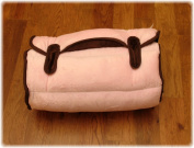 Ozark Mountain Kids Pink Elegance Minky Nap Mat