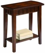 Crown Mark Dentil Chair Side Table