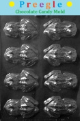 Frog Chocolate Candy Mould