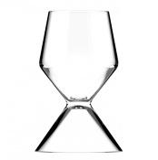 AdNArt VinoTini Wine and Martini Glass