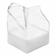 Borosilicate Glass Milk Carton - Creamer