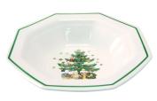Nikko Christmastime Round Vegetable Bowl, 23cm
